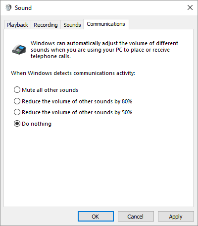 RE: Προβλημα στον ηχο στο Youtube